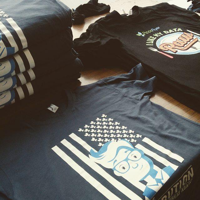 estampado camisetas