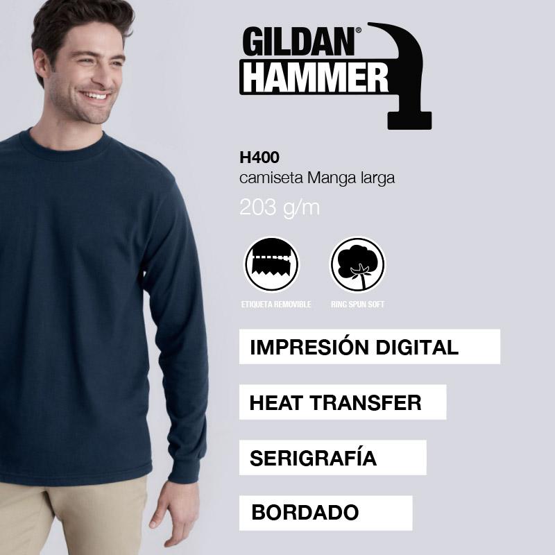 camisetas-manga-larga-gildan