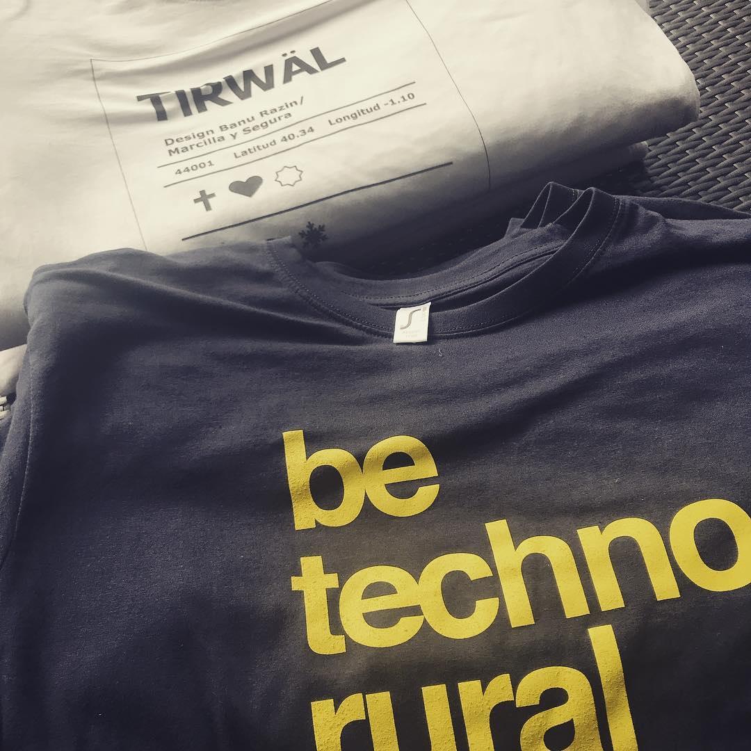camisetas techno