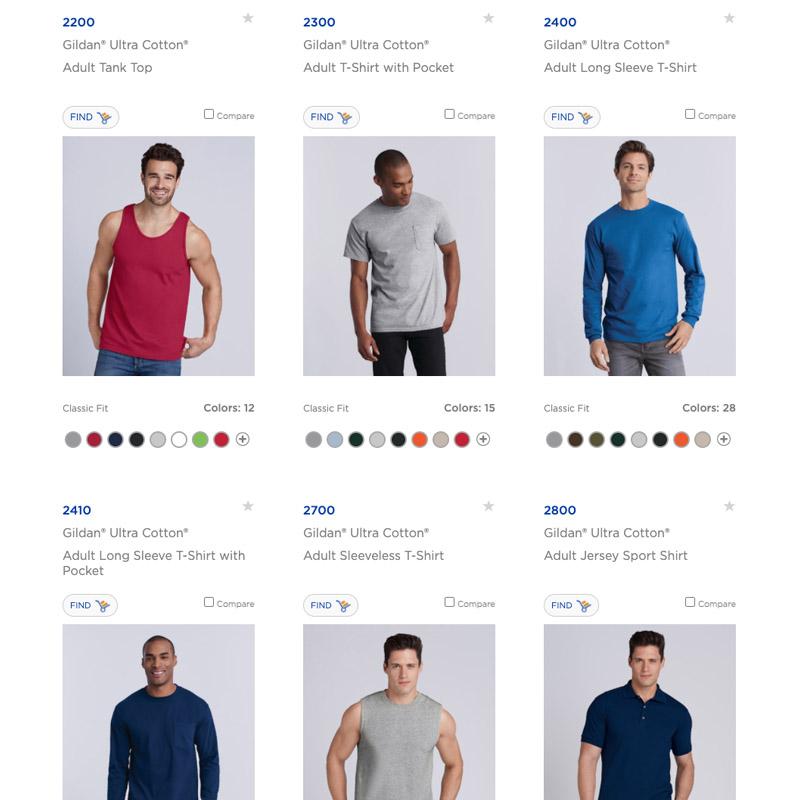 catalogo-de-camisetas-GILDAN