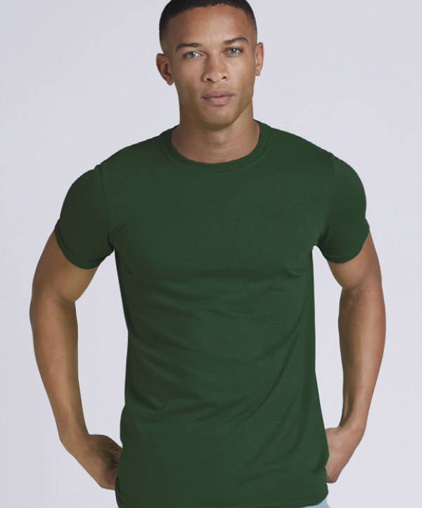 SOFTSTYLE Forest Green