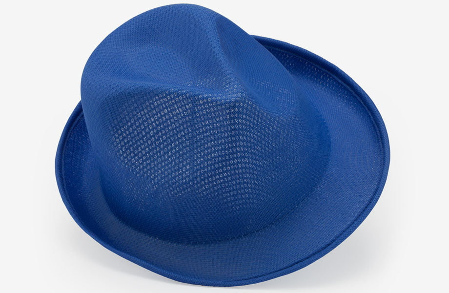 Sombrero de poliéster para eventos