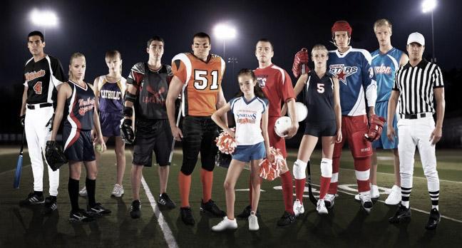 imprimir ropa de deporte