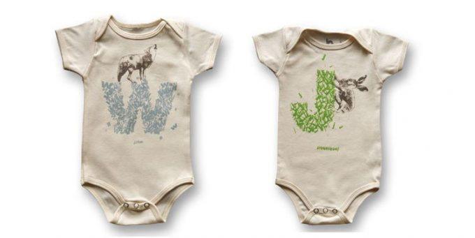 estampacion de ropa de bebes