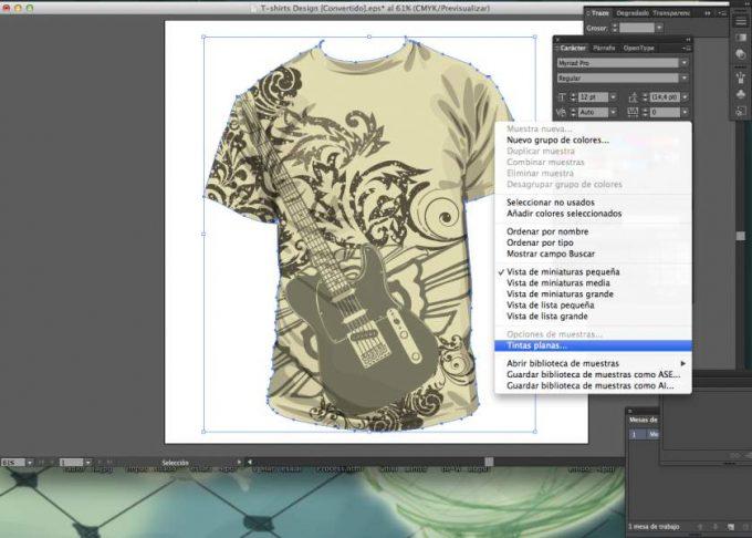 Preparar archivo en illustrator de camiseta personalizada adfa40c1b816e