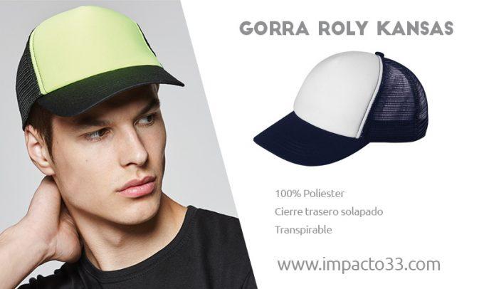 gorras para eventos
