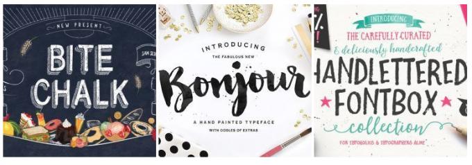 lettering en diseño